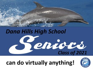 DHHS Senior Lawn Sign